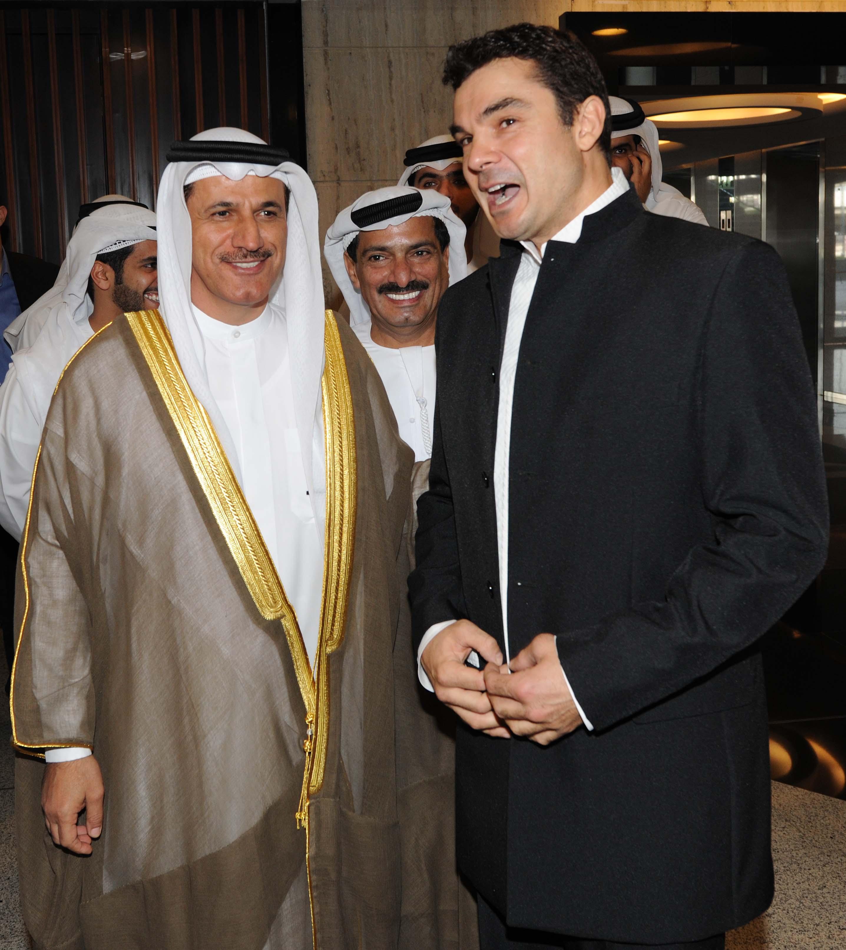 H.E Sultan Bin Saeed Al Mansoori